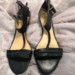Small heel Nine West Sandals
